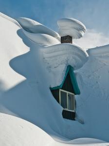 Sneeuw hoogte