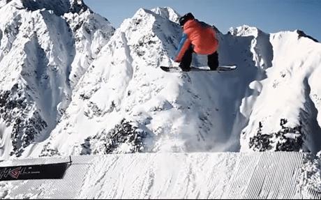 360 snowboarden