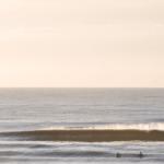 Golfsurfen bij Parnassia