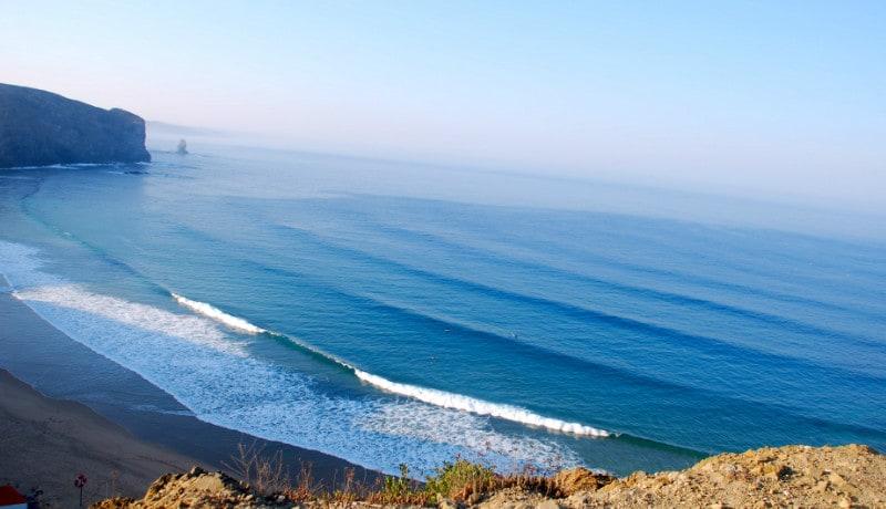 Surfen in Portugal - Arrifana