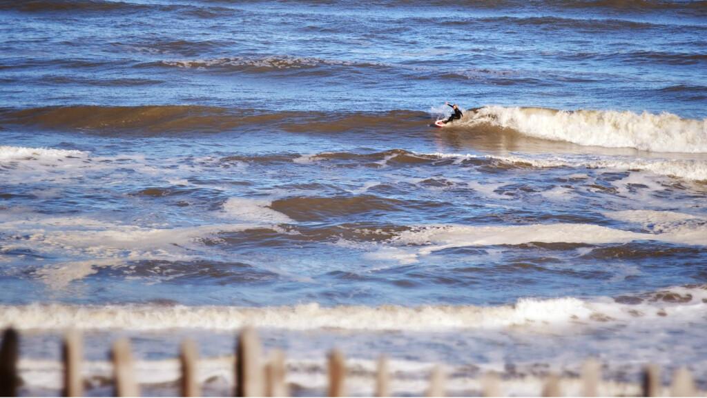 nederlandse golven surfen