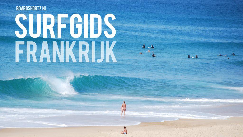 surfgids frankrijk