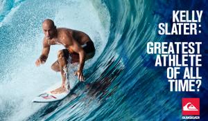 Kelly Slater Infographic Surfen