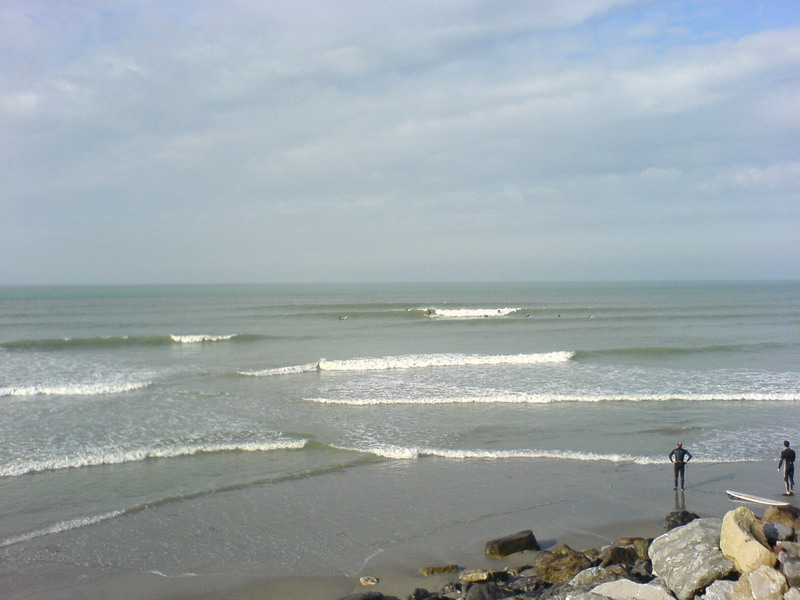 wimereux surfen normandie