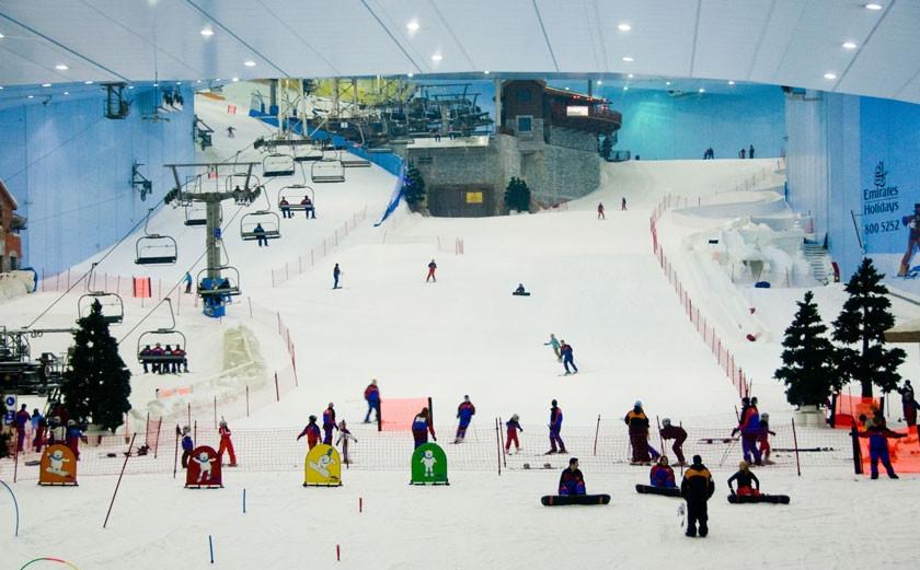 Skihal Dubai
