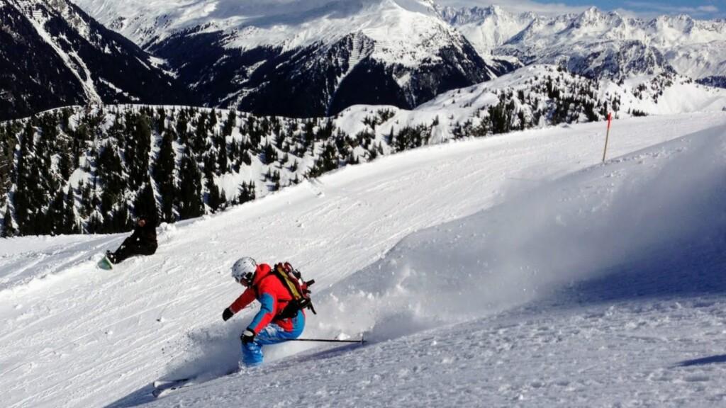 skigebied dichtbij oostenrijk