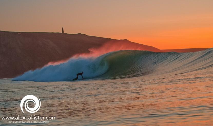 Surfen in Engeland