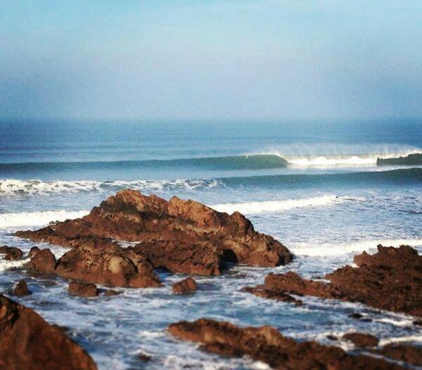 surfing england