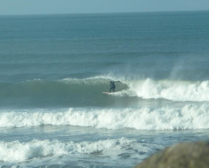 widemouth bay surfing
