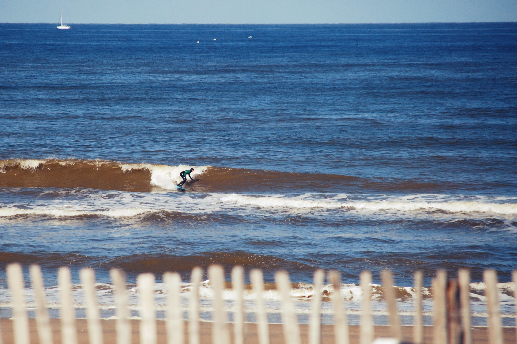 surfen zandvoort en bloemendaal