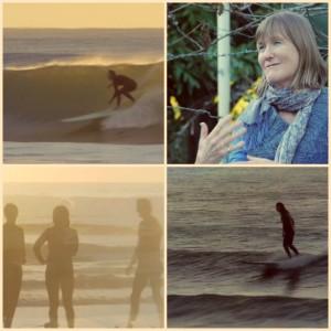 60 plussers surfen