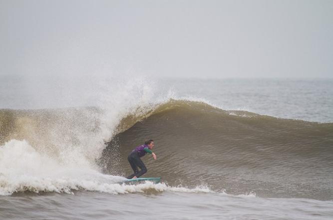 Surfen zaterdag 12 oktober 07