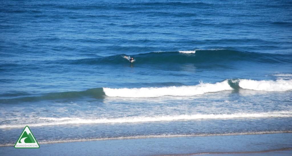 halve meter swell