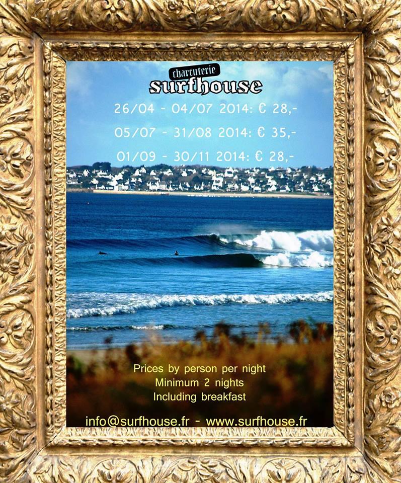 charcuterie surfhouse prijzen 2014 v2