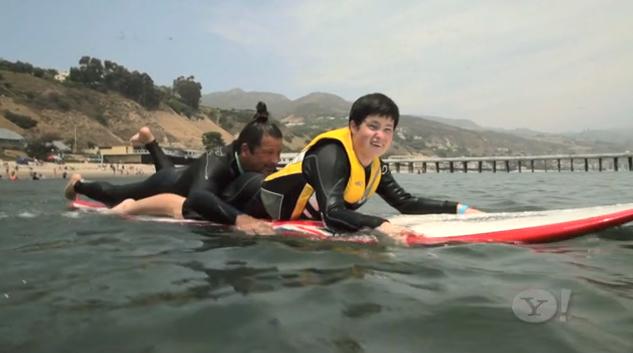 surfen met autisme