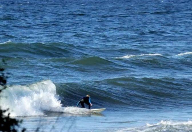 Surfen in denemarken