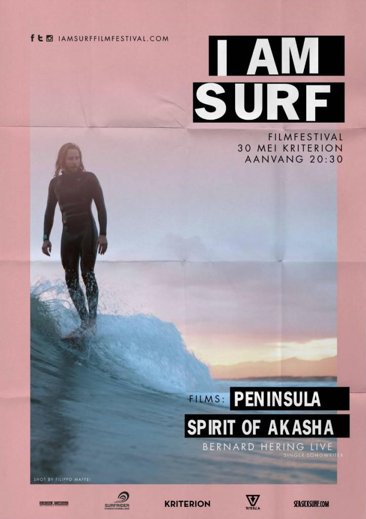 filmposter I AM SURF