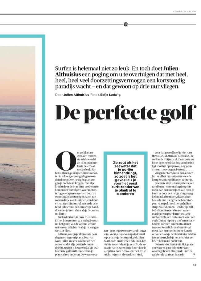 pagina 2 Volkskrant Surfen in Portugal.jpg