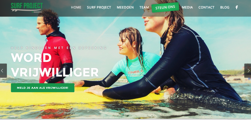 Website Surf Project