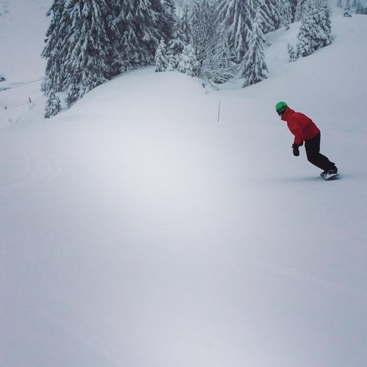 snowboarden geneve
