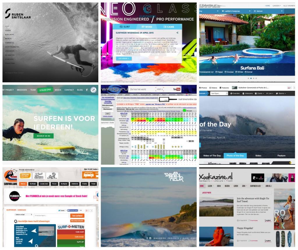 surf sites