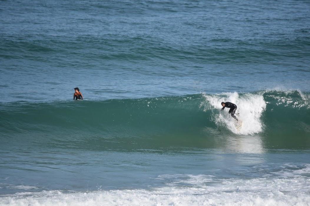 surfen les landes labenne ocean