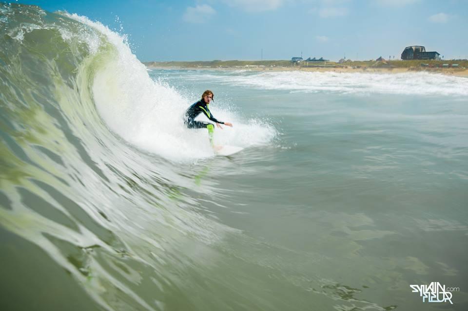 surfweer 10 juli 2014 sylvain fleur