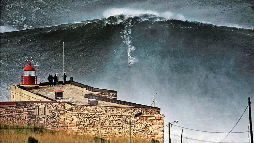 surf nazare
