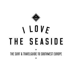 i love the seaside logo