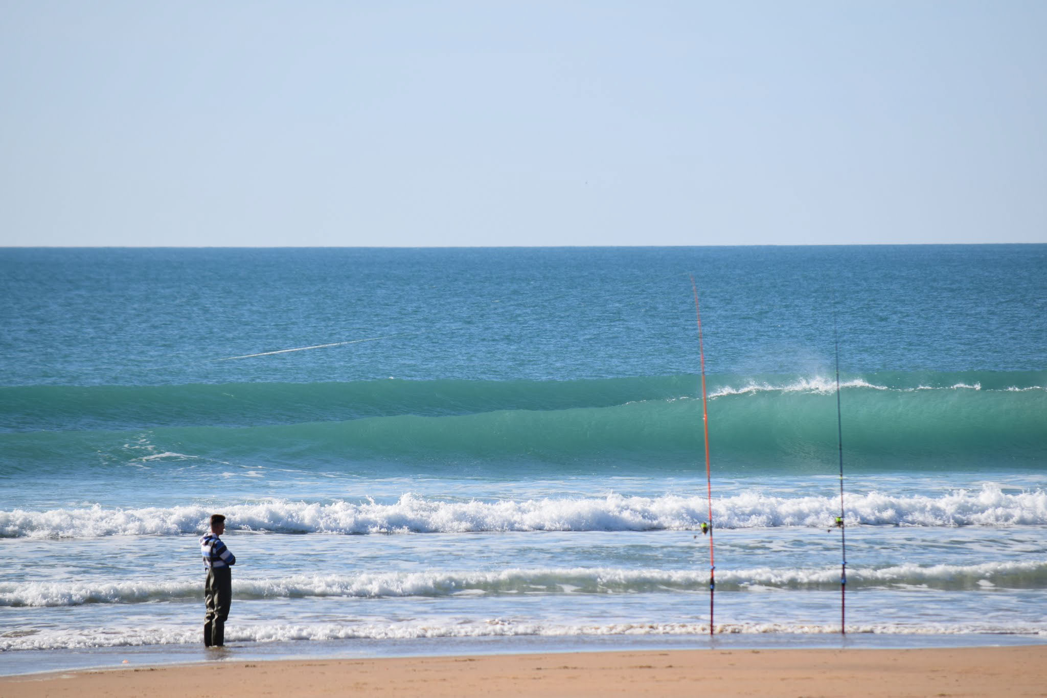 surfen in andalusie