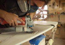 surfboard reparatie