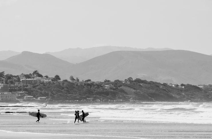 surfen frankrijk bidart