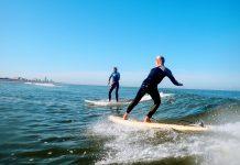 surfen zandvoort