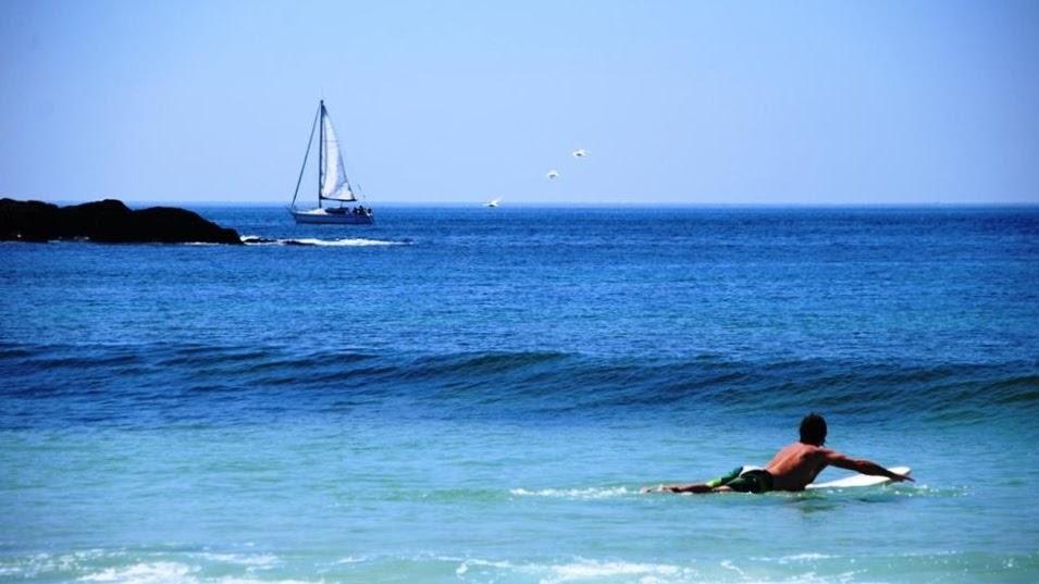 foto surfen bretagne