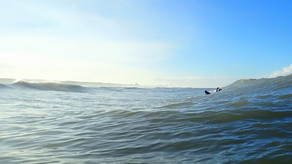 cleane golven