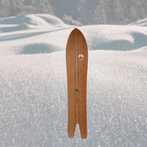 powfinder snowboard
