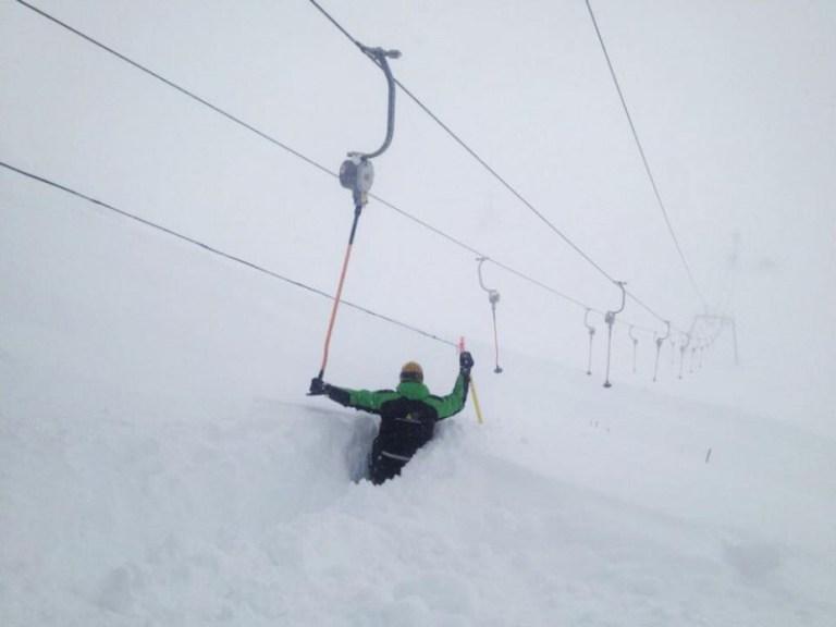 sneeuw zwitserland