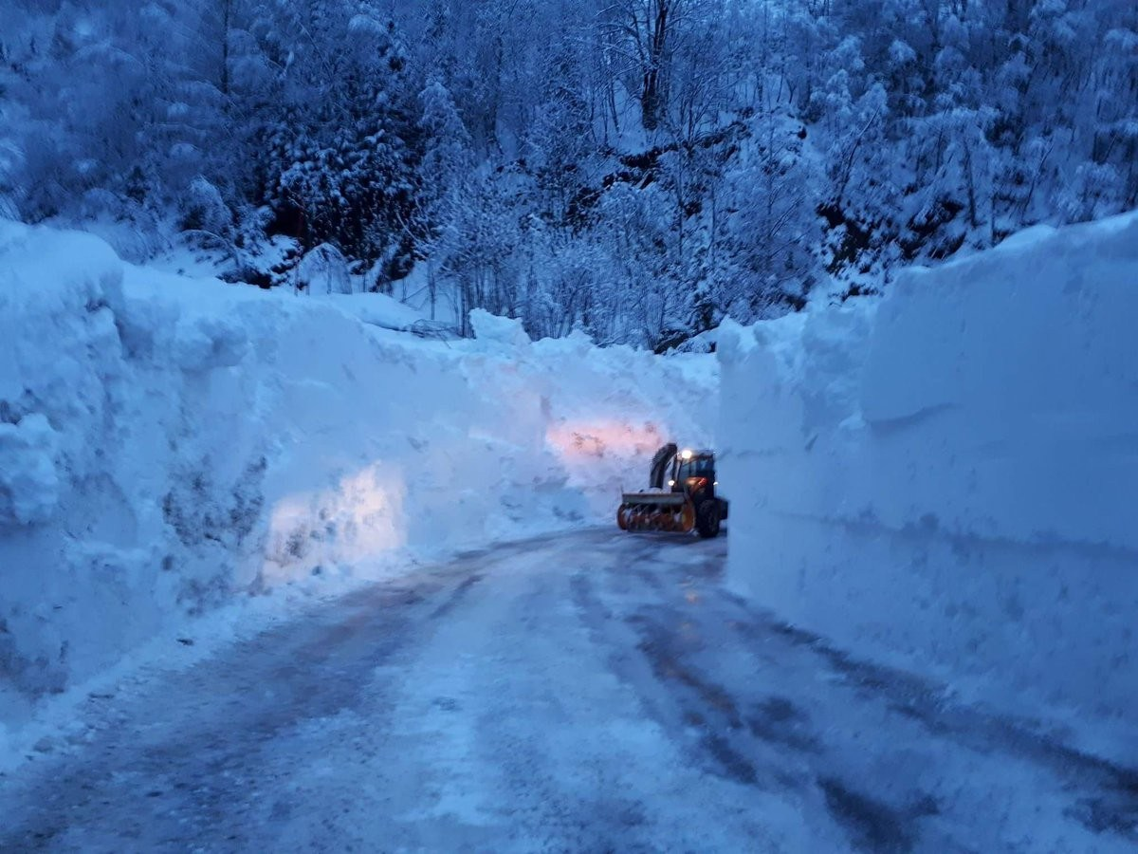 oisans sneeuw