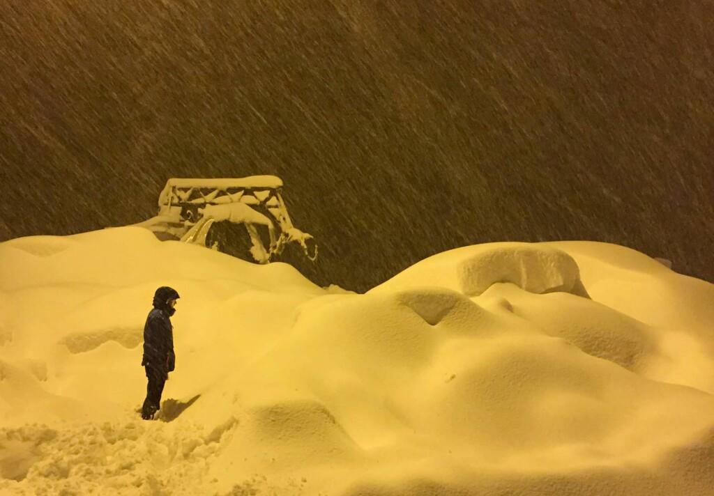 sneeuw bonneval