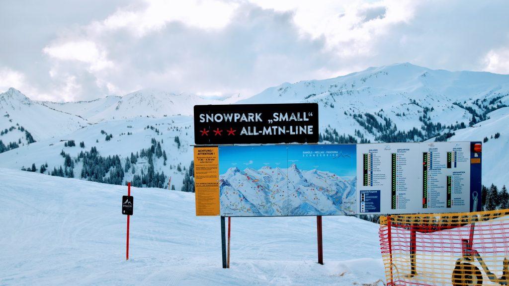 snowpark damuls