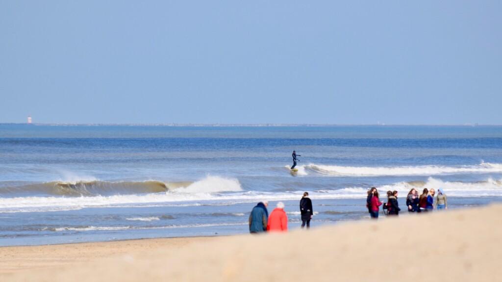 zandvoort golven
