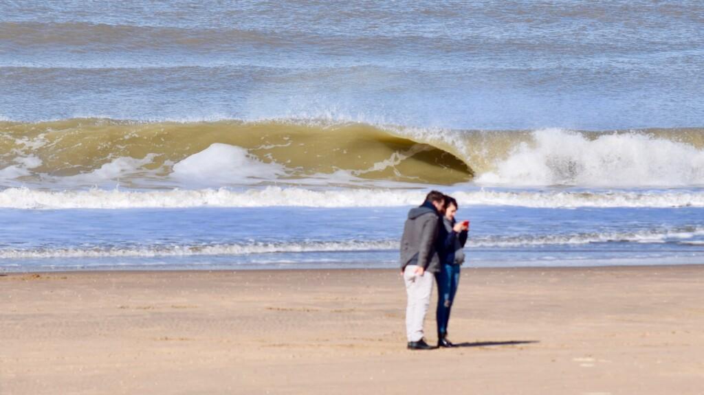 surfen zandvoort maart