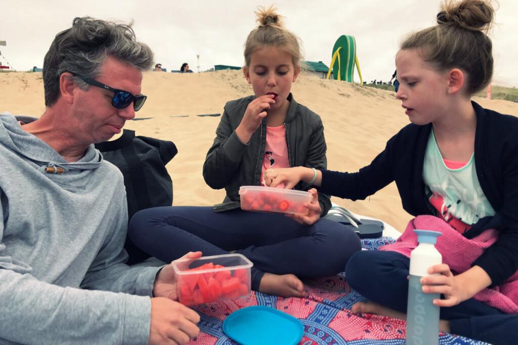 plasticvrije lunch zandvoort