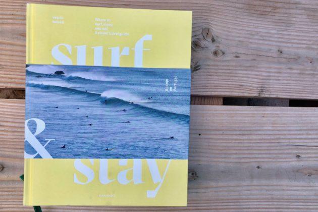 surf & stay voorkant