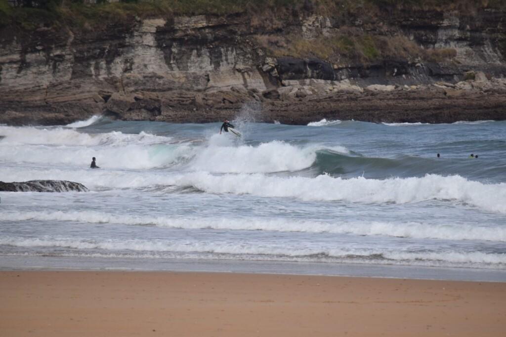 surf el sardinero