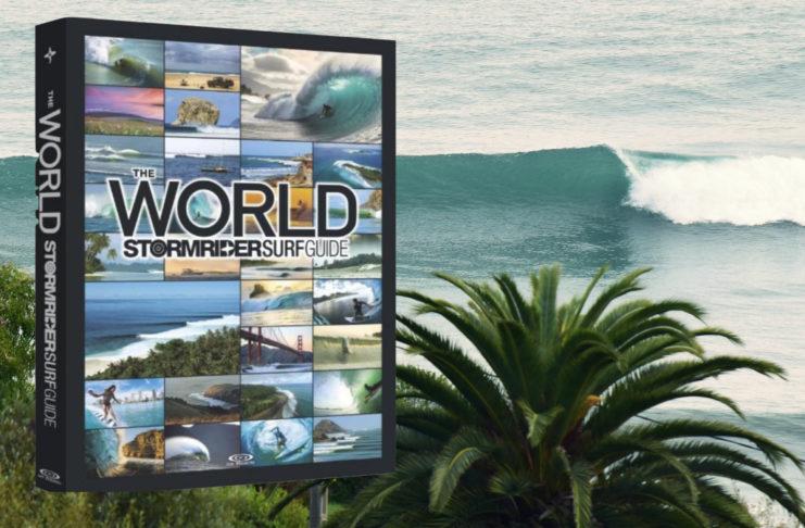 stormrider surf guide actie