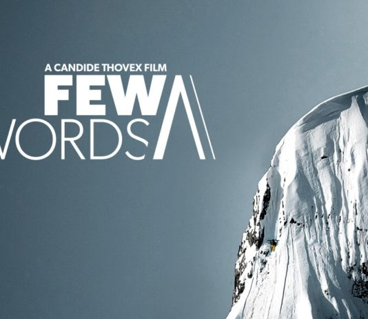 few words candide thovex