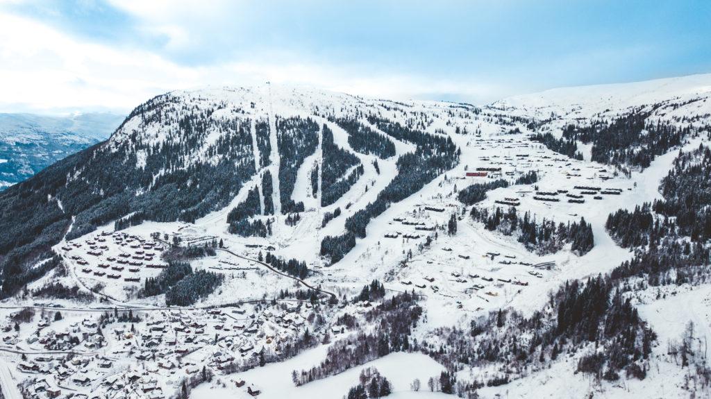 Skigebied Voss
