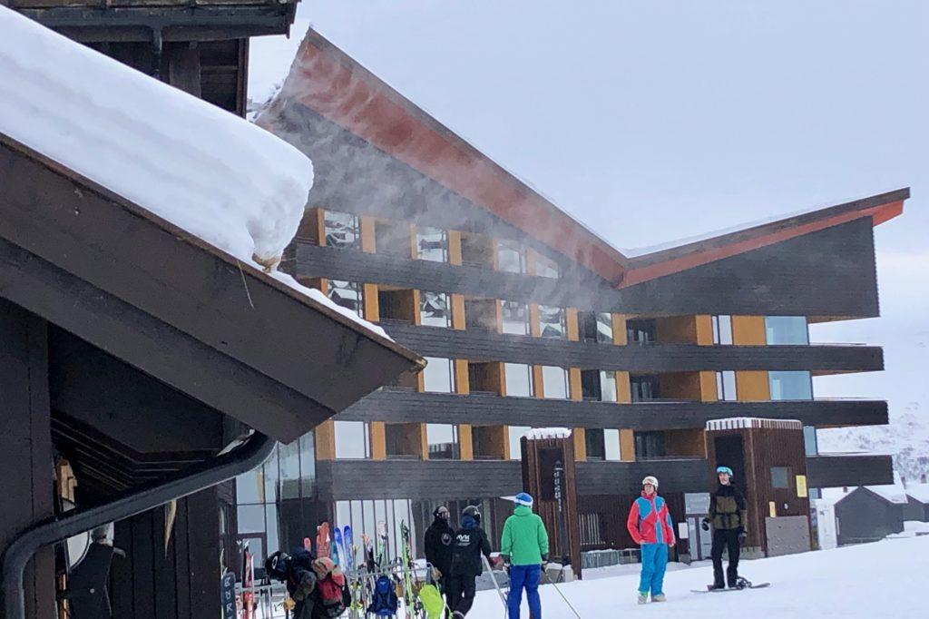 hotel myrkdalen