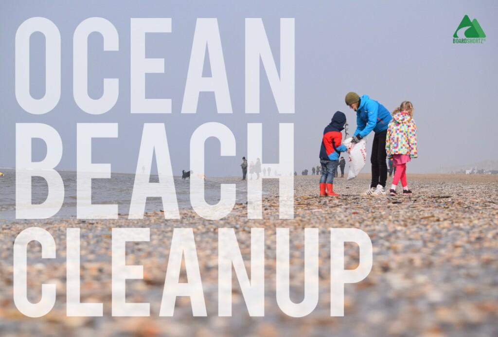 ocean beach cleanup nederland